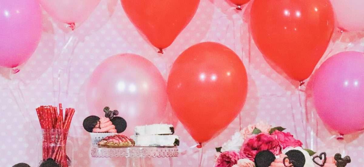 Disney inspired Valentine's Day Treats