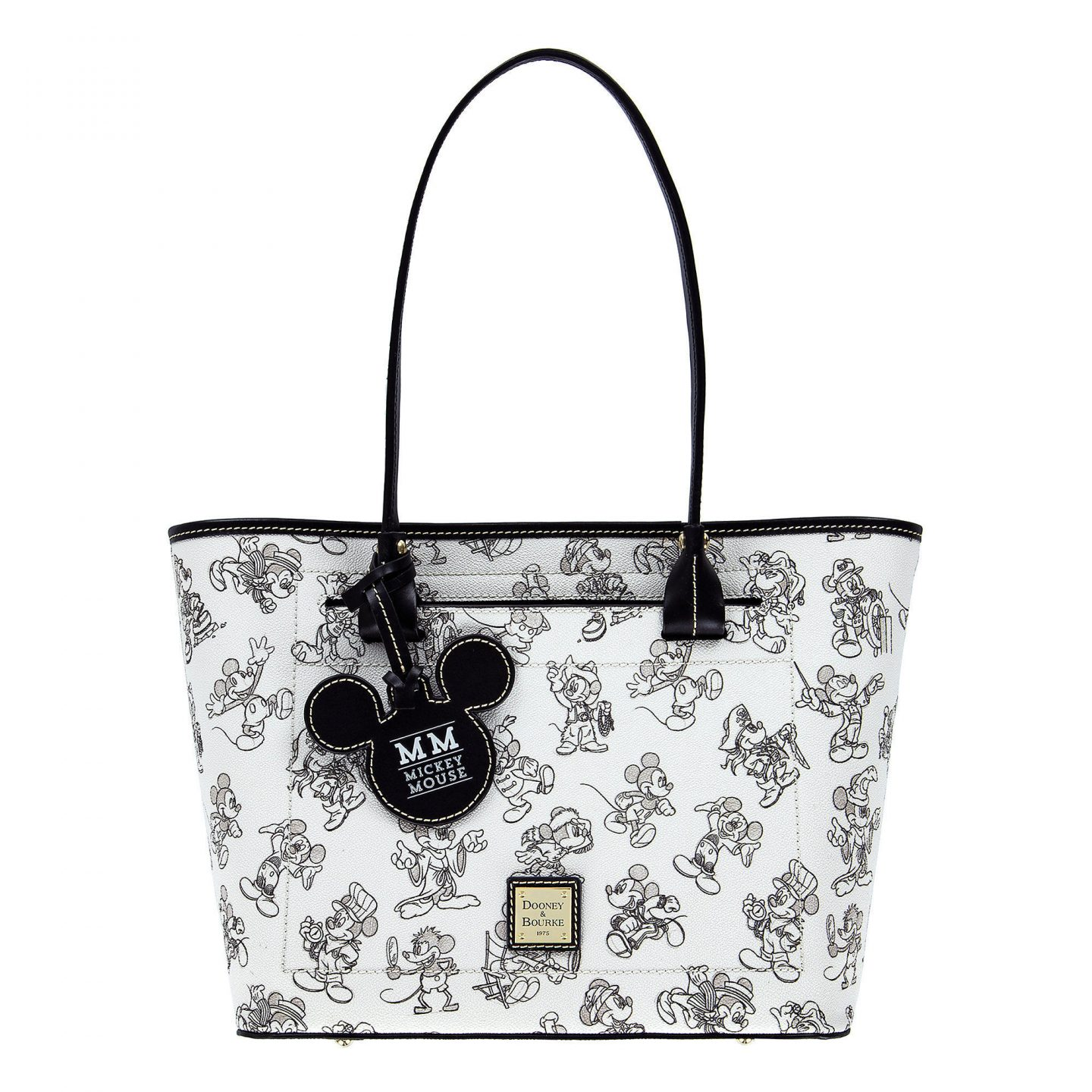 disney dooney and bourke mickey through the years bag for mickeys birthday