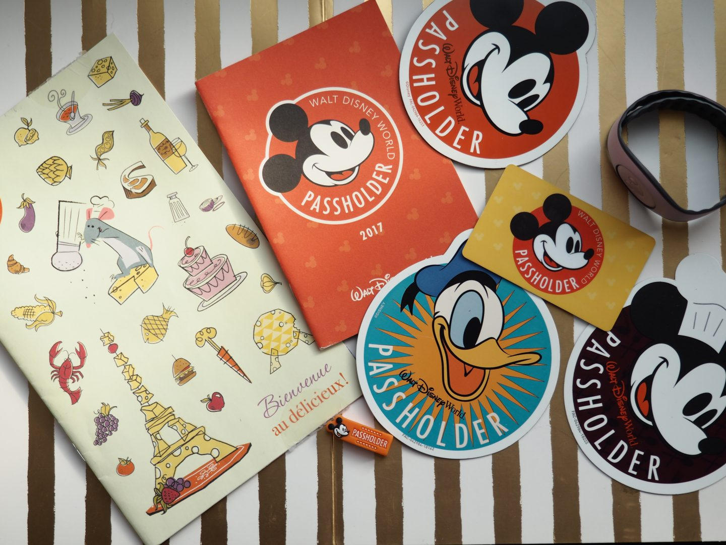 What do you get as a Disney World Annual Passholder Perks of Membership
