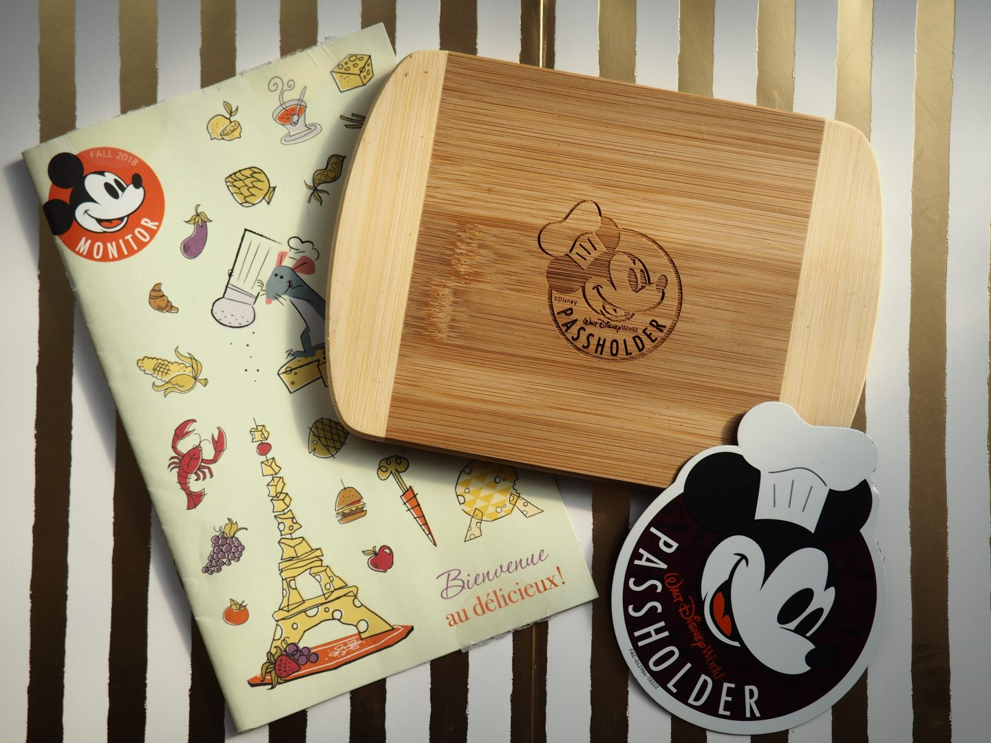 Disney Annual Passholder special event gifts