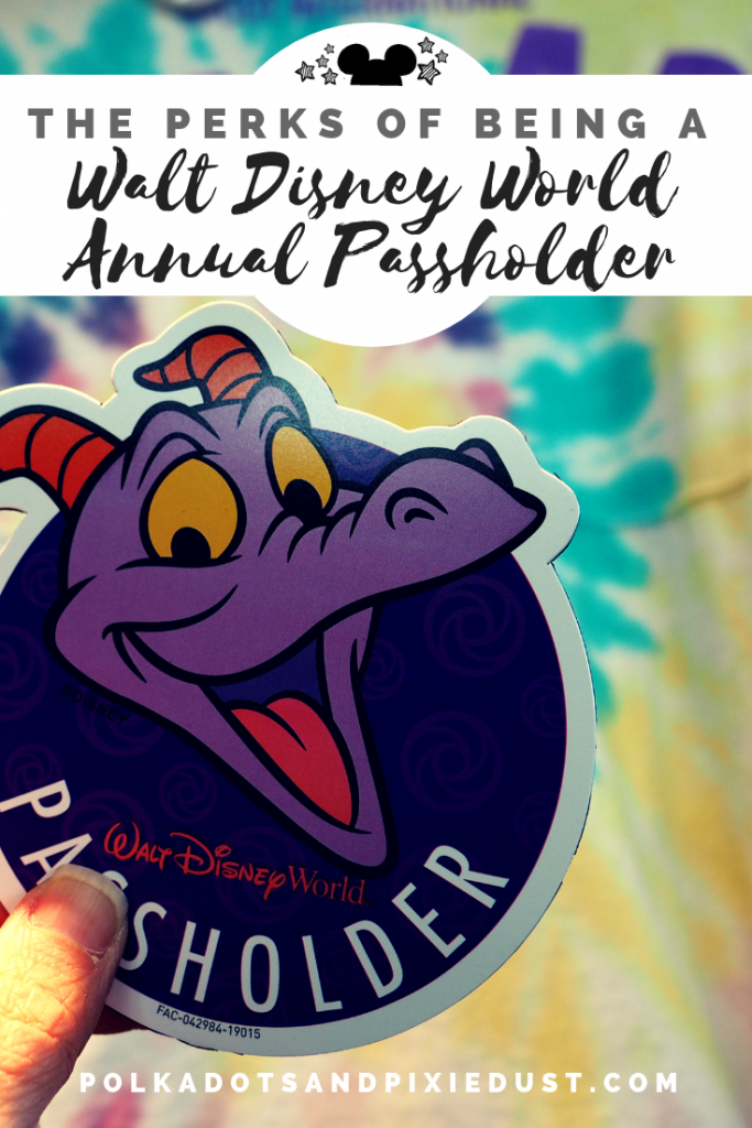The Walt Disney Annual Pass is going up! Is 2019 a good year to become a Disney AP? Here's everything you need to know about the perks and benefits of being a Disney annual passholder. #polkadotpixies #disneyannualpass #disneyap #wdwap