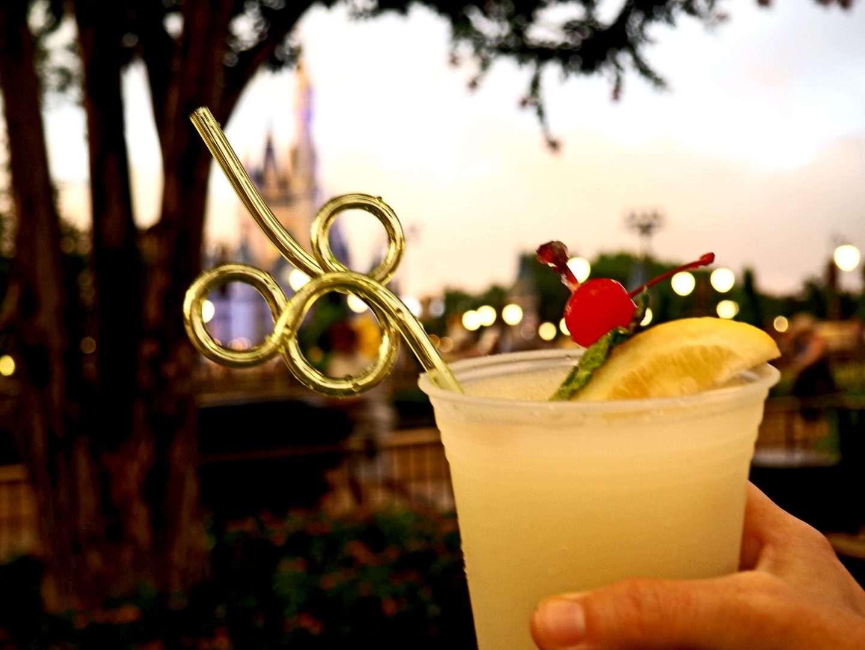magic kingdom mint julep kid friendly drinks at disney