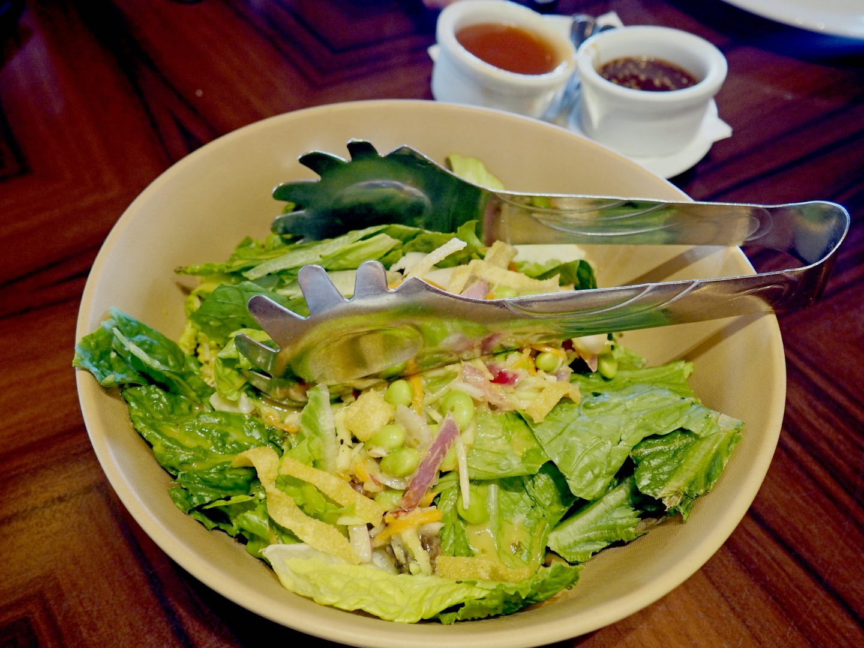 ohana vegetarian food