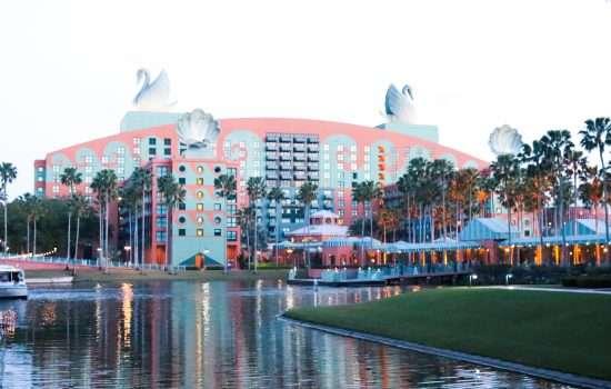 Walt Disney World Swan: A resort review