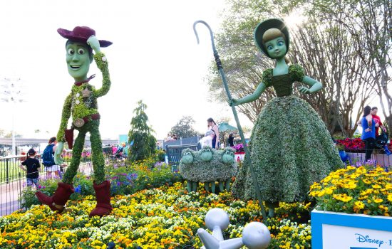 Kid-Friendly Things to do at the Flower and Garden Festival