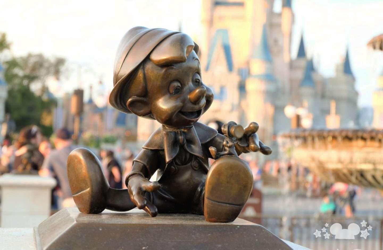 Disney World Magic Kingdom Photo Spots