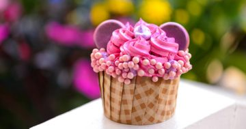New Imagination Pink Treats at Walt Disney World