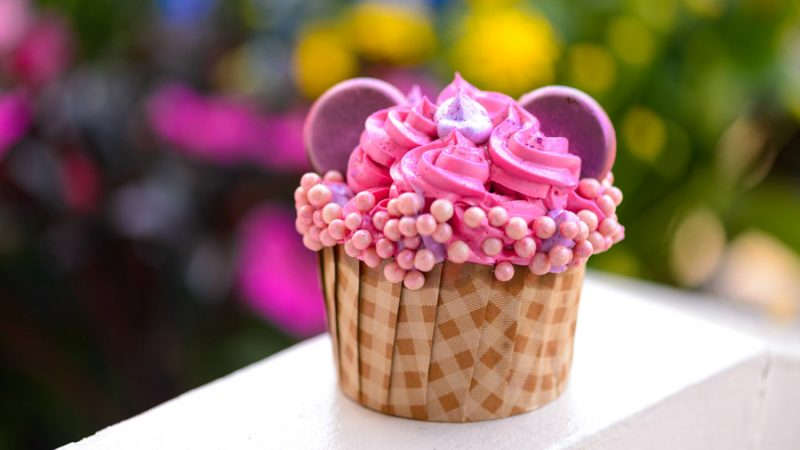 c/o Disney Parks Blog Pink Treats