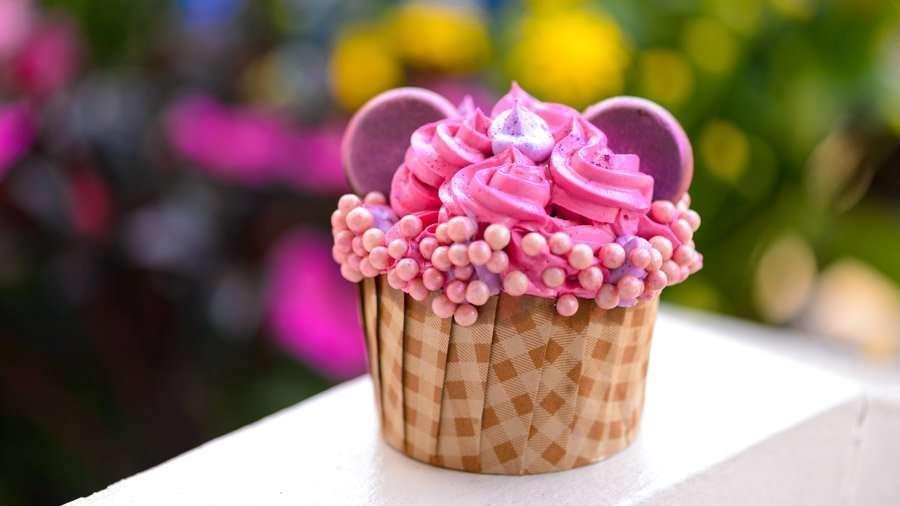 New Imagination Pink Treats at Walt Disney World
