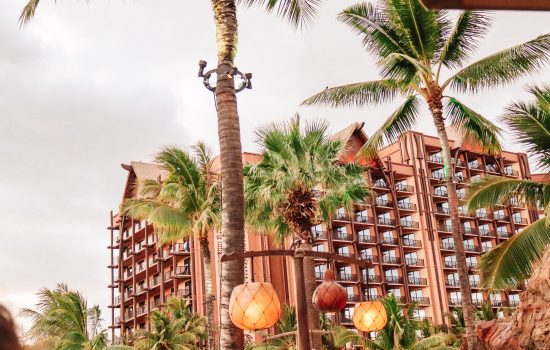 Disney Aulani Resort and Spa for Adults