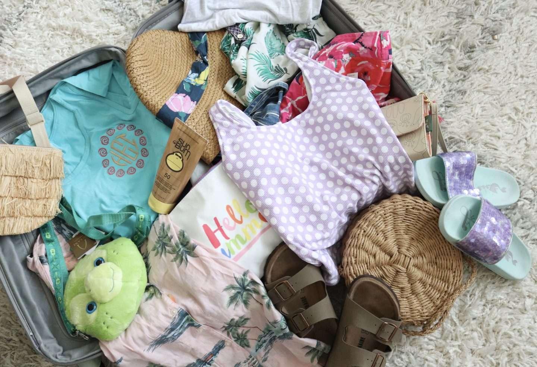 packing for disney aulani, disney aulani, what to pack disney aulani