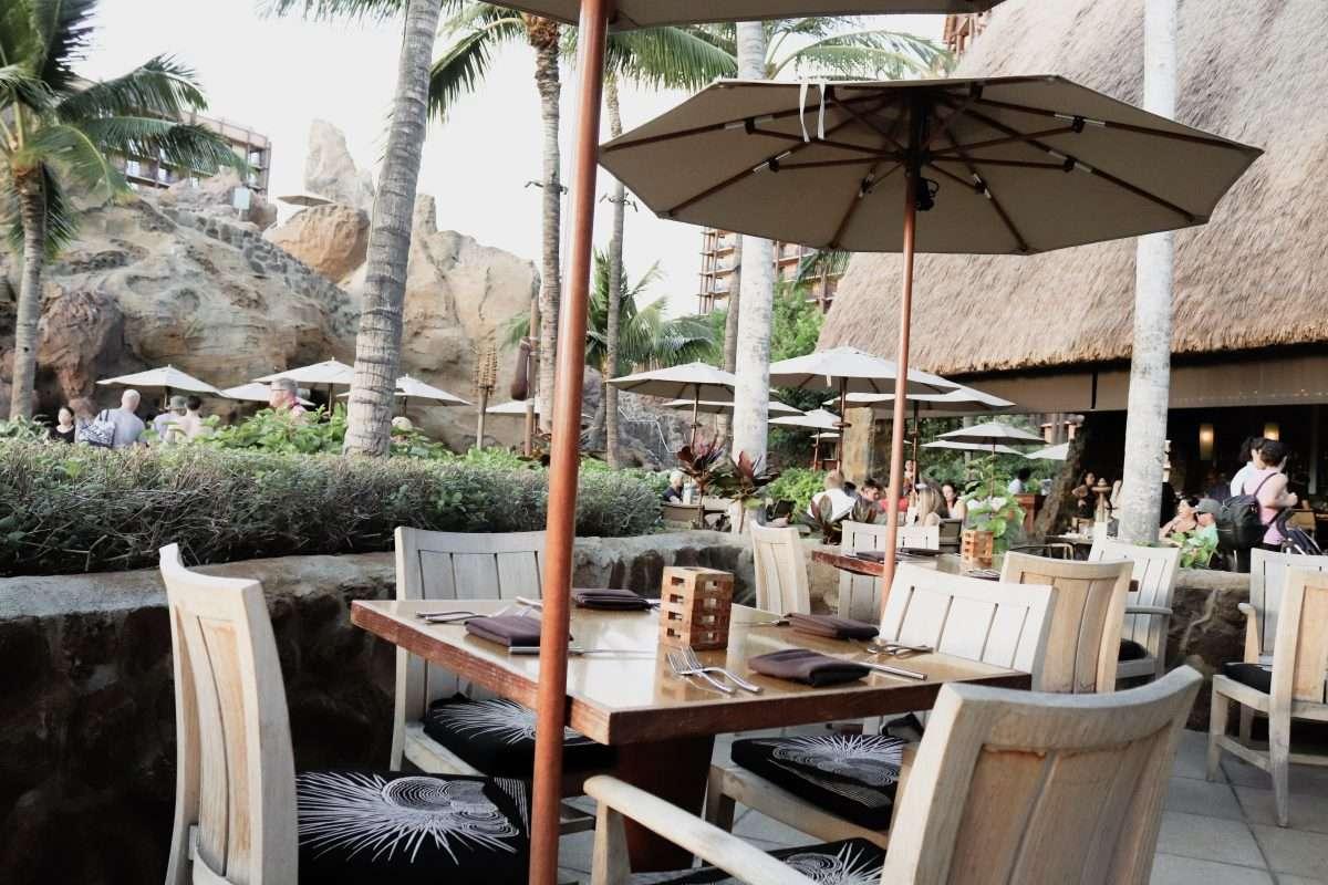 Ama Ama Aulani Review, Ama Ama, Disney Aulani, Dining at Disney Aulani, Aulani dining, Aulani Ama Ama, Ama Ama Restaurant, Aulani Restaurants