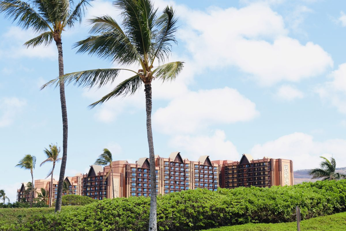 Disney Aulani Ama Ama Signature Dining Review