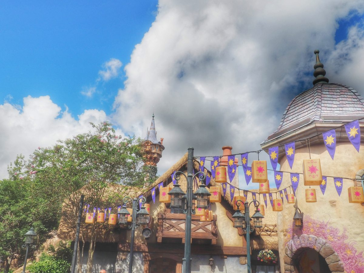 Best Photography spots walt disney world