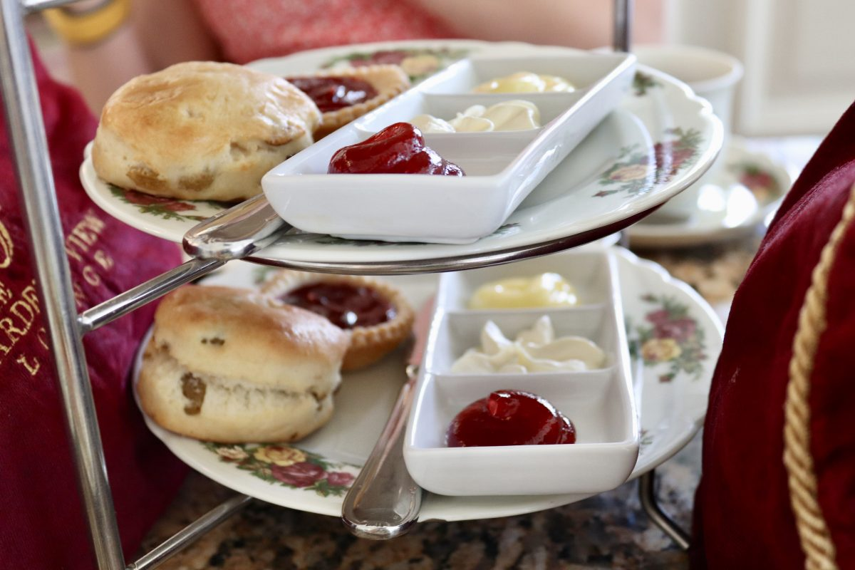 Afternoon Tea Grand Floridian, Afternoon Tea Garden View Tea Room, Disney food, disney tea experiece, disney resort dining
