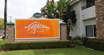 Tropicana Inn and Suites: A Disneyland area resort review