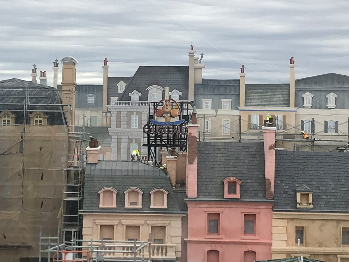remy ratatouille adventure Disney world 2020