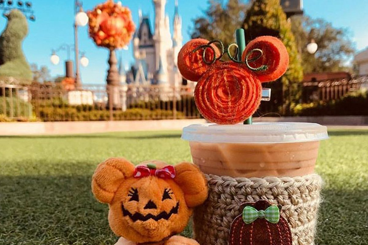 Fall at Walt Disney World 2020