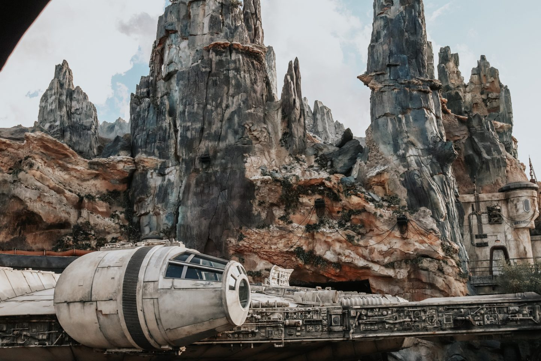 Galaxy's Edge, Star Wars, Star Wars land