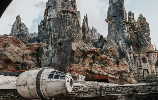 Our 5 Favorite Experiences at Star Wars Galaxy's Edge