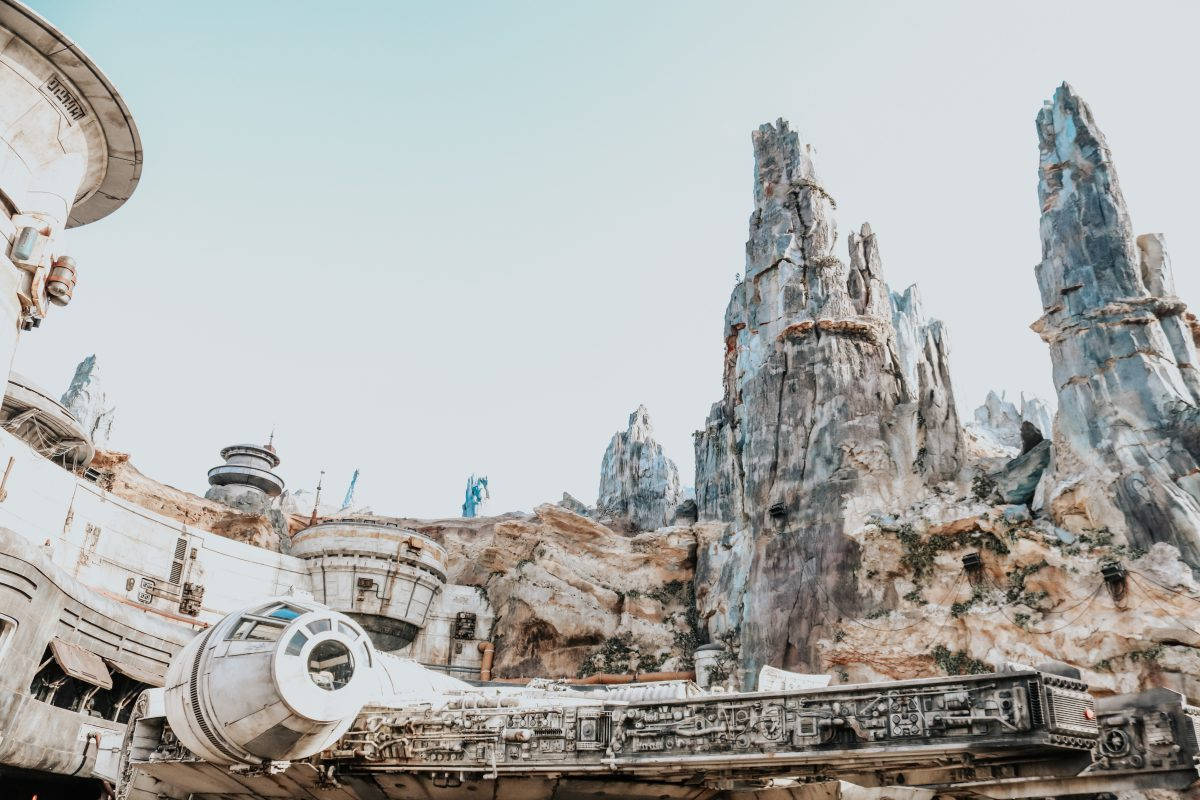 Star Wars Galaxy's Edge, Batuu, Galaxy;s Edge Must do's