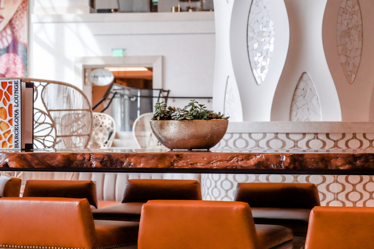 Gran Destino Tower, Barcelona Lounge, Disney for adults, whats new at Coronado Springs, disney bars