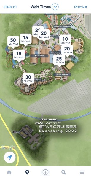 where is the disney star wars hotel located?