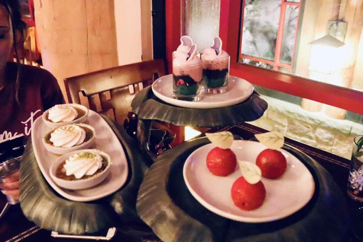 StoryBook Dining Wilderness Lodge