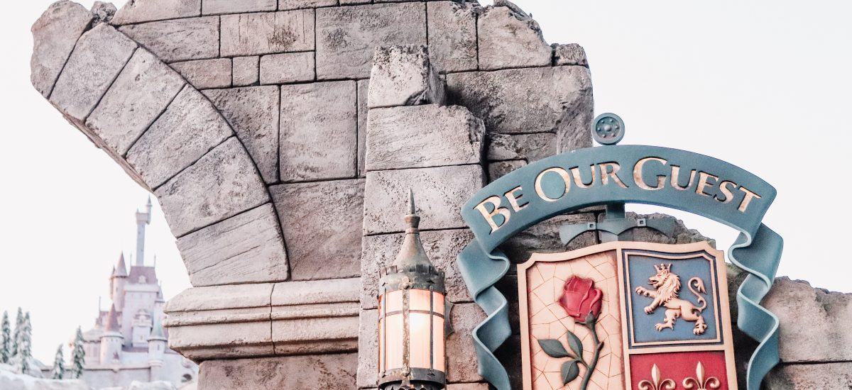 Dinner at Be Our Guest: A restaurant review