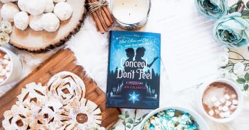 Conceal Don't Feel Frozen Book Review