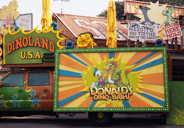Dinoland Photoshoot Animal kingdom