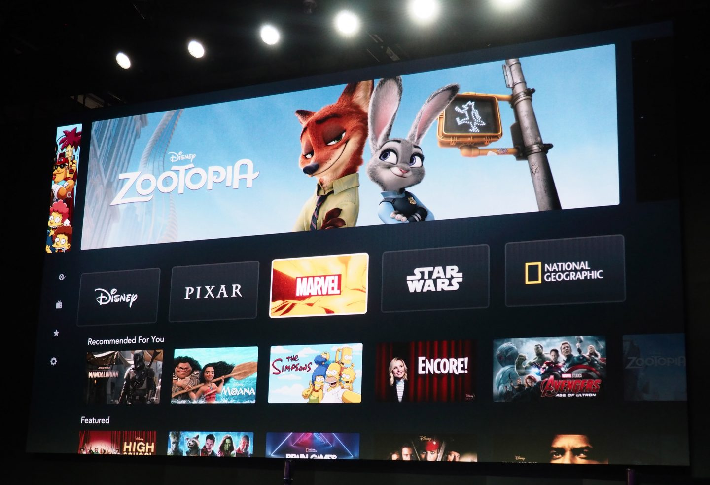 disney plus streaming service disney+