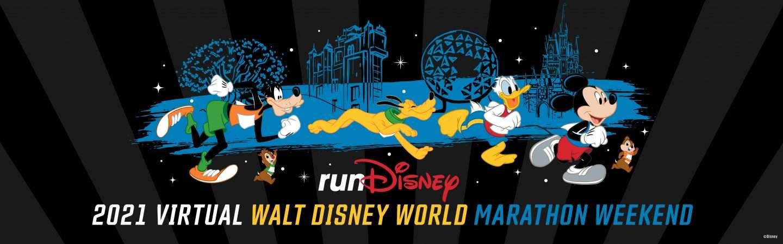 runDisney 2021 races at walt disney world