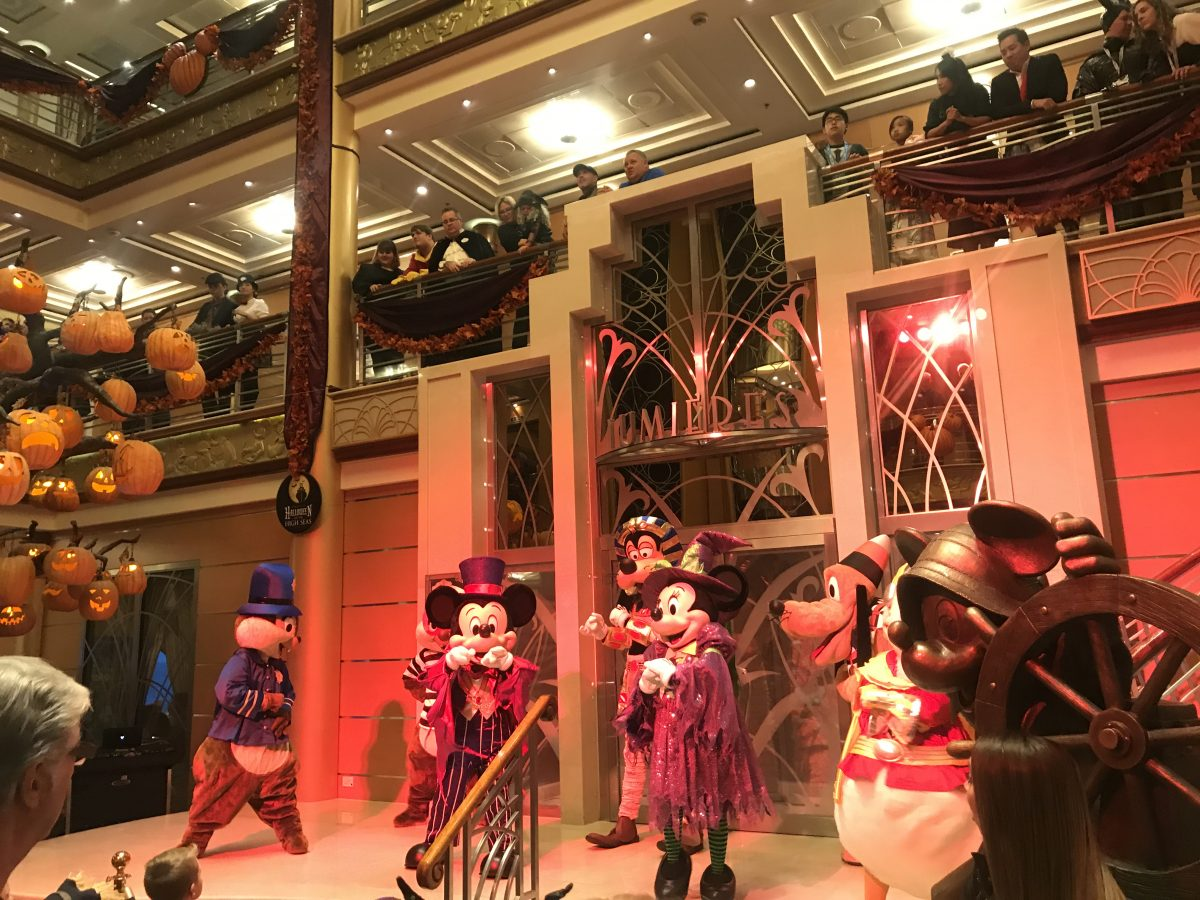Halloween on the High Seas. Disney cruise halloween, halloween cruise, disney halloween, disney halloween on the high seas, disney cruise line, disney family
