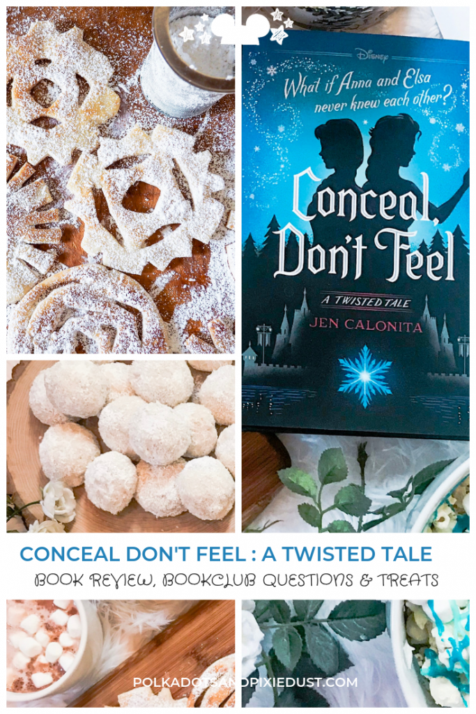 """Prefer your fairy tales with a twist? Enter our giveaway to win a copy of the new #TwistedTale book, Conceal, Don't Feel, thanks to our partner @DisneyBooks!"""" #twistedtale #AD"""