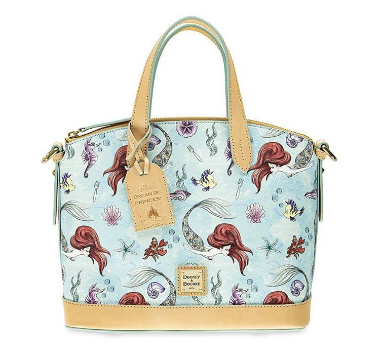 disney dooney and bourke, disney dooney, disney dooney little mermaid