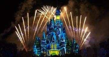 Top 5 Tips for Disney's Not So Spooky Spectacular Fireworks Show
