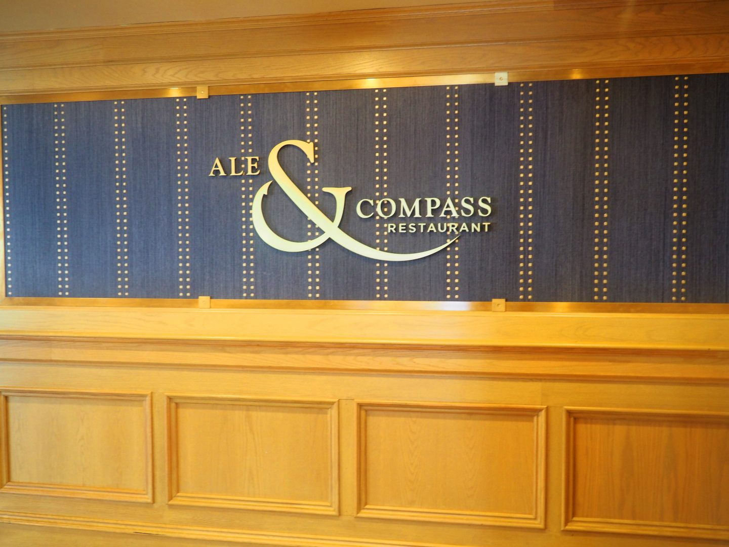 Breakfast at Ale and Compass Yacht Club Walt Disney World