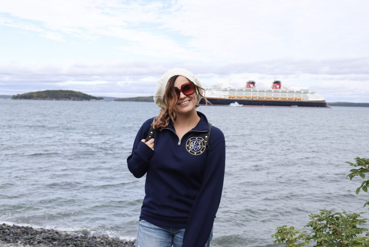 Disney Cruise Line cold weather, packing for a cruise, cruise packing list, Disney cruise packing, Disney Alaska cruise, Disney Canada cruise