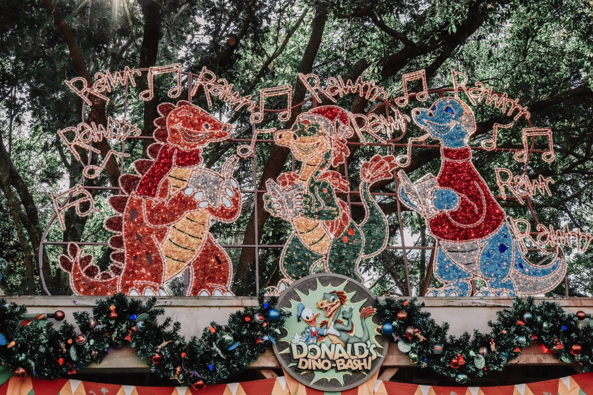 Holidays Animal Kingdom