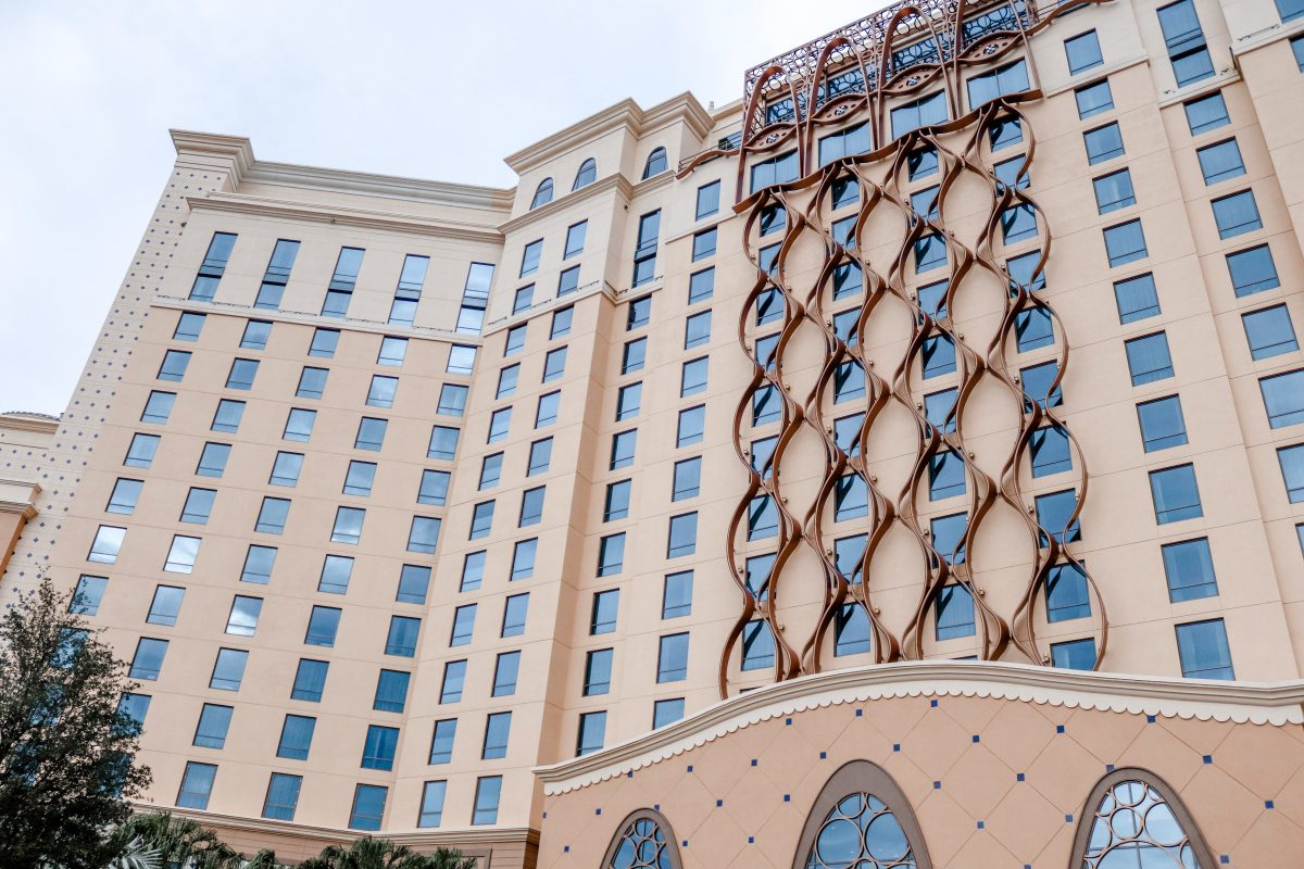 Gran Destino Tower, Coronado Springs, Disney resort review, walt Disney world resort, new resorts at Disney
