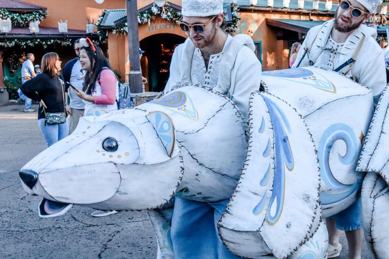 Holidays Animal Kingdom, Christmas at Animal Kingdom