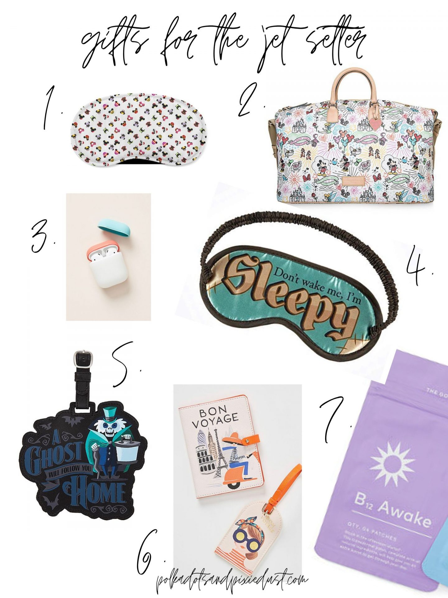 disney gifts for the traveler