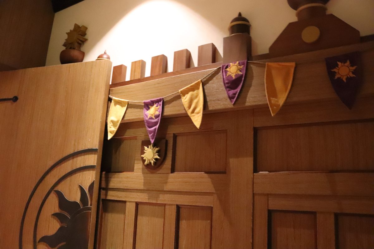 Rapunzel's Royal Table Disney Magic