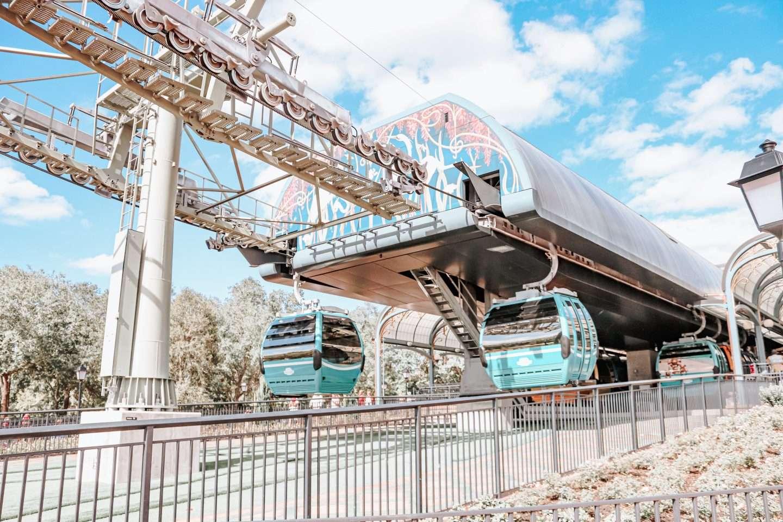 Walt Disney World skyliner