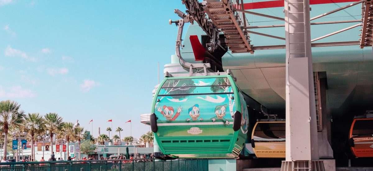Walt Disney World Skyliner: a review