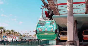 Walt Disney World Skyliner: a review