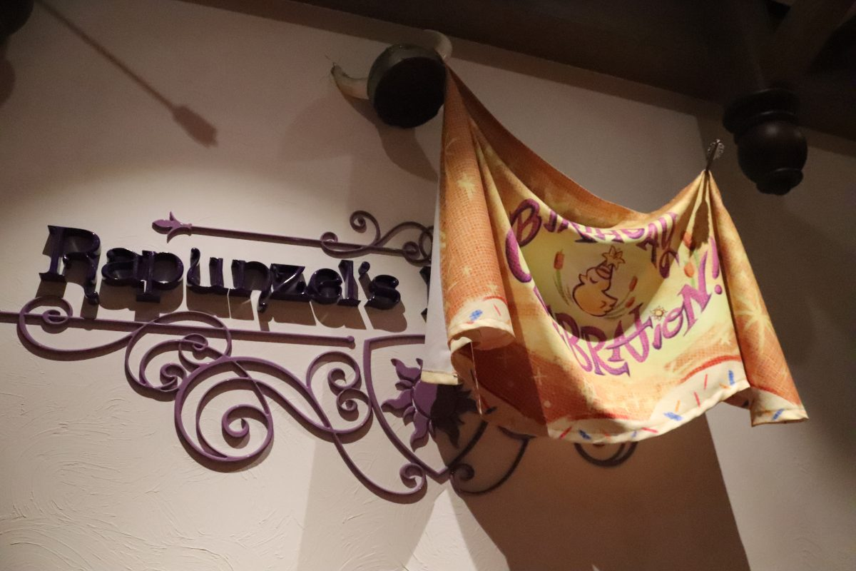 Rapunzel's Royal Table Disney Magic