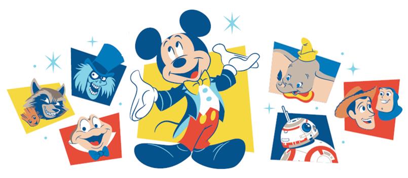 Disneyland's 65th Anniversary in 2020 Merchandise Event