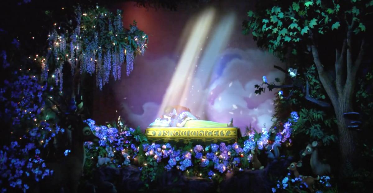 Snow Whites Enchanted Wish 2021